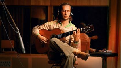 天才ギタリスト、パコ・デ・ルシア