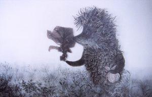 『霧の中のハリネズミ』(1975年/10分)