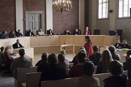 アムール、愛の法廷