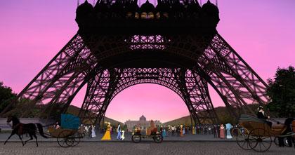 ディリリとパリの時間旅行