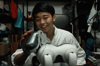 ロボット修理人のAi愛